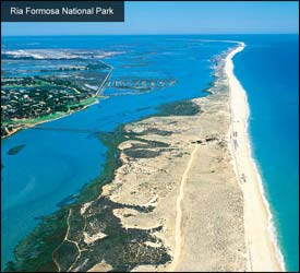 Ria Formosa National Park – Eastern Algarve