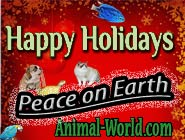 Season's Greetings from Animal-World!