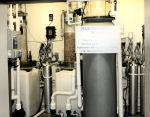 Picture of the filtration system